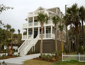 Beach House Folly South Carolina