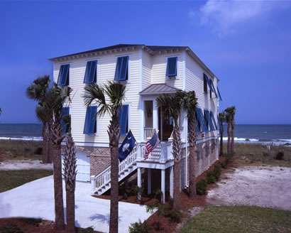 beach house sullivans island south carolina