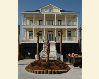 Beach House Folly South Carolina