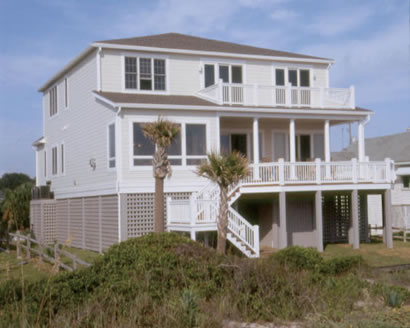 beach house south carolina